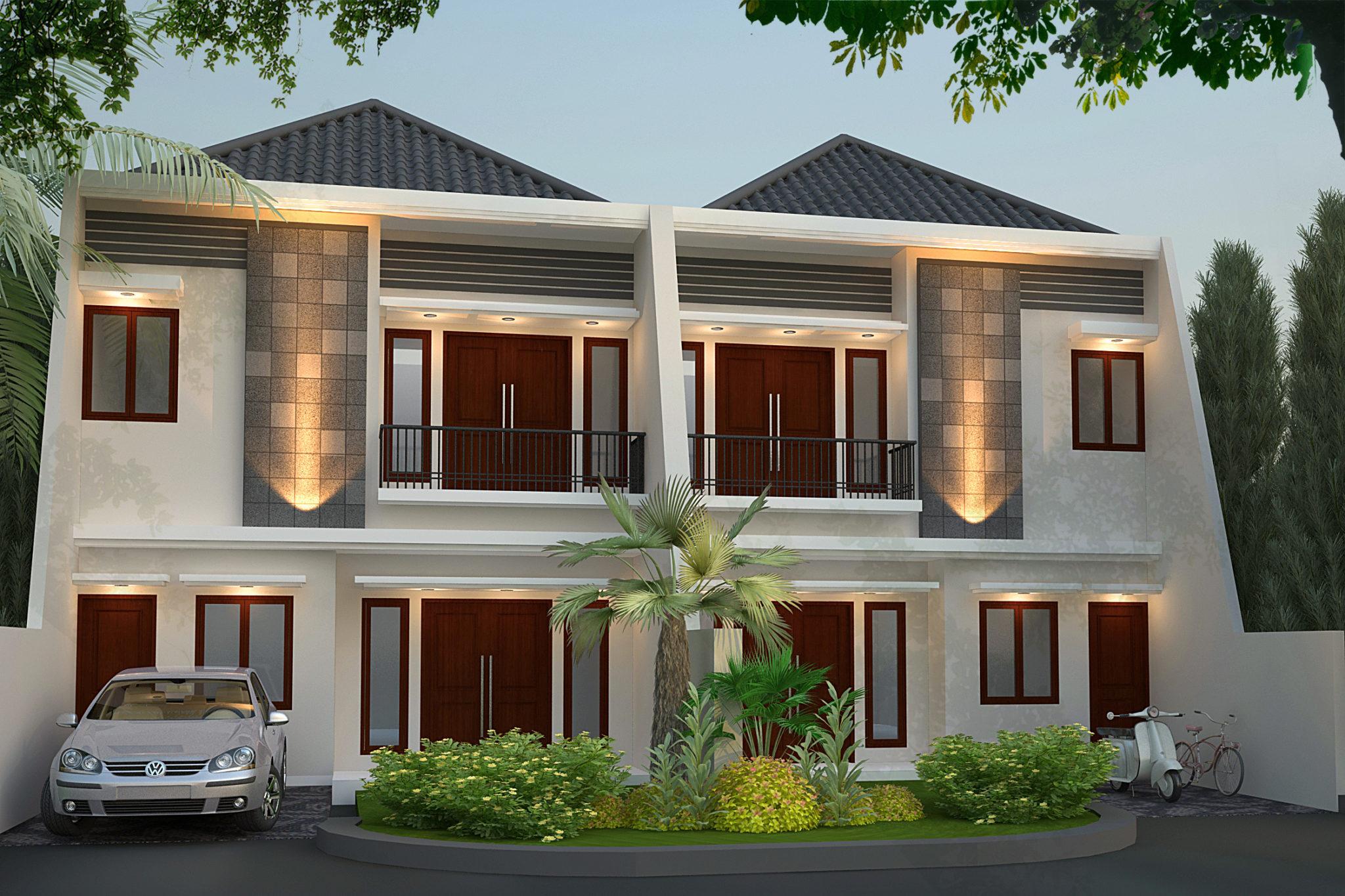 Kontraktor Desain Arsitektur Rumah 20
