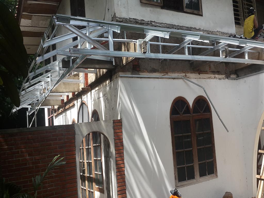 renovasi rumah di permata hijau 1