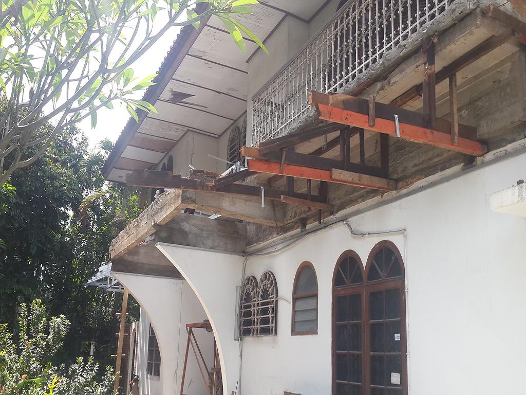 renovasi rumah di permata hijau 4