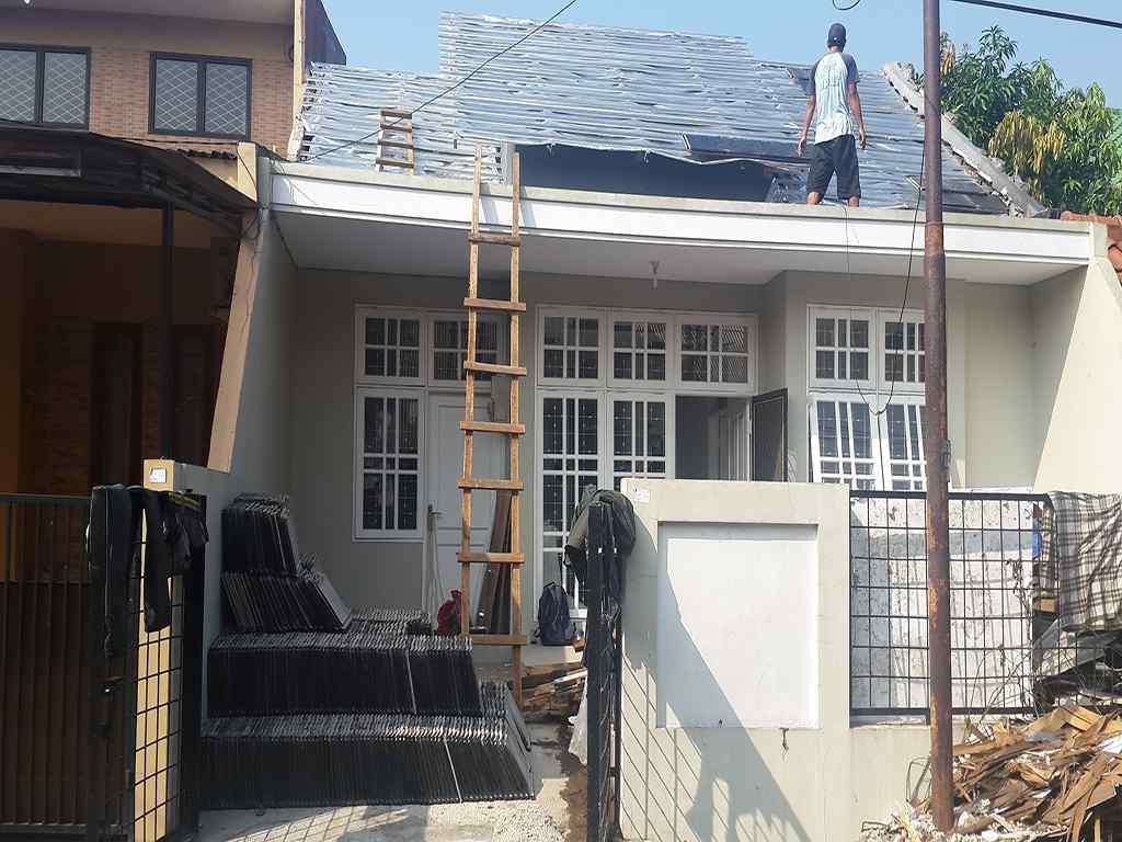 renovasi rumah melati mas bsd 5