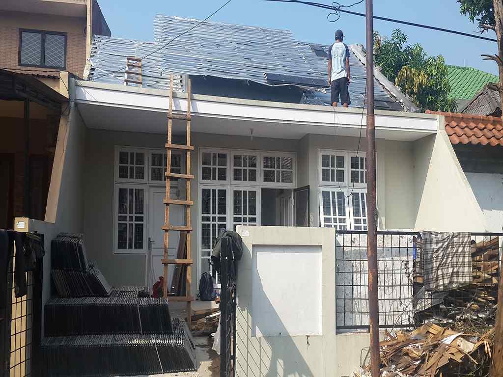 renovasi rumah melati mas bsd 7