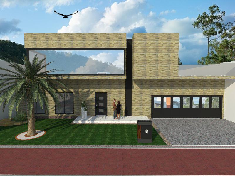 Kontraktor Desain Arsitektur Rumah 7