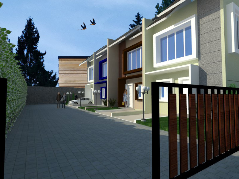 Kontraktor Desain Arsitektur Rumah 6