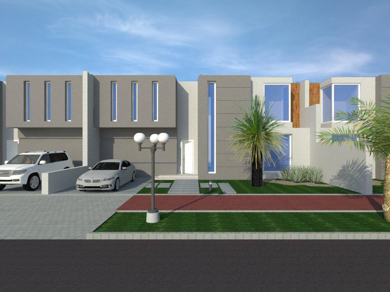 Kontraktor Desain Arsitektur Rumah 4