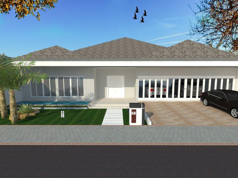 Kontraktor Desain Arsitektur Rumah 8
