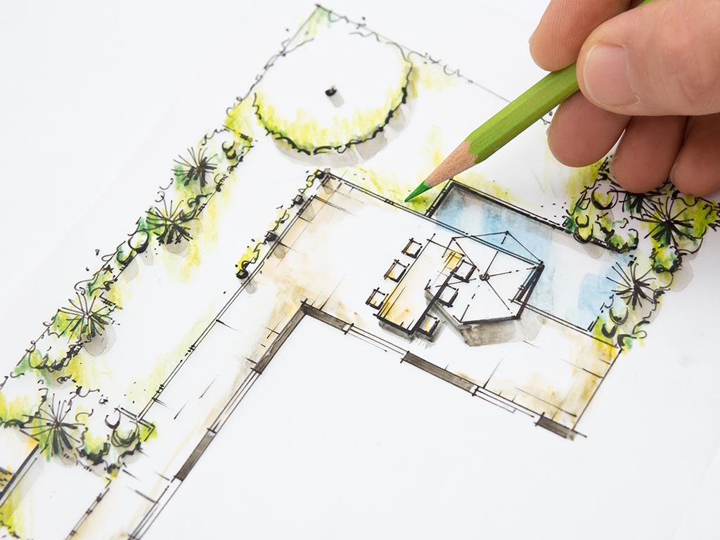 5 Tips dalam membuat desain taman rumah