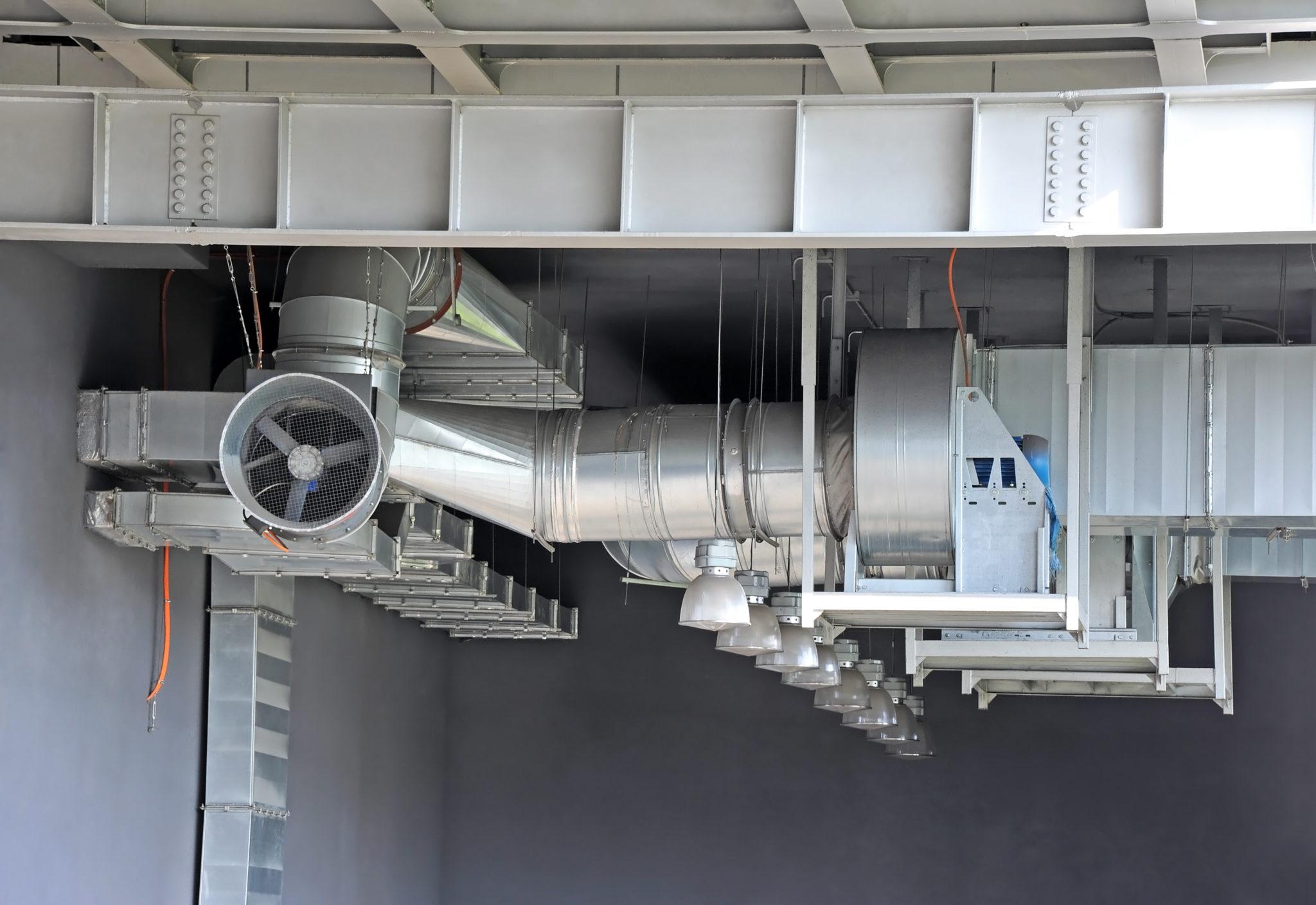 Kontraktor ME : HVAC