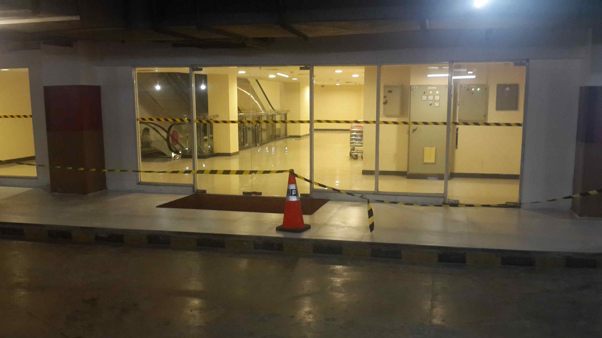 perbaikan lantai MOI 1