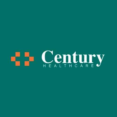 Renovasi toko Century Healthcare Cengkareng